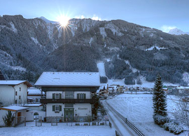 Gaestehaus Kaete Klausner Winter